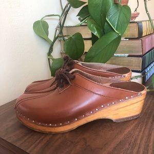 Vintage Balstad-Original Clogs